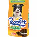 Popular granule pro psy s hovězím masem, 10 kg