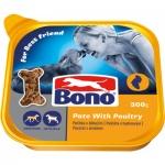 Bono Adult paštika pro psy s drůbežím masem, 300 g