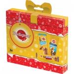 Pedigree vánoční balíček s pamlsky pro psy, 237 g
