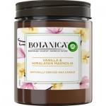 Air Wick Botanica Vanilka & himalájská magnólie vonná svíčka, 205 g
