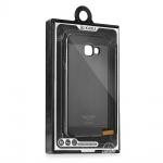 Pouzdro KAKU Silk DH iPhone 6/6S (má výřez na logo) šedá 5215