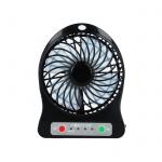 Větrák černá USB FAN-300
