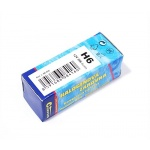 Žárovka 12V  H6  6W BaX9s box, 08416