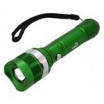 Svítilna ruční LED 150lm ZOOM 3 funkce, 13161