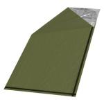 Izotermická fólie SOS zelená válec 200x92cm, 13740