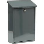Poštovní schránka 400x250x100mm šedá, TO-78571