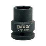 "Nástavec 1/2"" rázový šestihranný 16 mm CrMo, YT-1006"