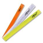 Pásek reflexní ROLLER bulk stříbrný, žlutý nebo oranžový 3x30cm , 01519