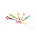 Propisovací tužky Dřevěné hlavičky 5214, sada 6ks