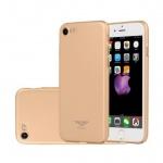 Pouzdro KAKU Lange Huawei P10 Lite zlatá 0523