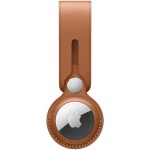 Apple AirTag Leather Loop - Saddle Brown / SK, MX4A2ZM/A