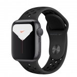 Apple Watch Nike S5, 40mm, SG/Anthracite/BlackNikeSBSK, MX3T2VR/A