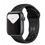 Apple Watch Nike S5, 44mm, SG/Anthracite/BlackNikeSBSK, MX3W2VR/A