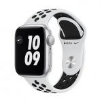 Apple  Watch Nike SE, 40mm, Silver/Plat./Bl Nike SportB, MYYD2HC/A