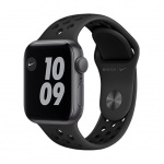 Apple  Watch Nike S6, 40mm, SG/Anth./Bl Nike SB / SK, M00X3VR/A