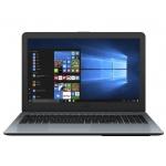 """ASUS Laptop X540MA-DM128T - 15,6"""" FHD/N4000/4GB/128GB SSD/Win 10 Home (Silver Gradient), X540MA-DM128T"""