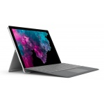 Microsoft Surface Pro 6 - i5-8350U / 8GB / 256GB, Platinum; Commercial [local], LQ6-00026