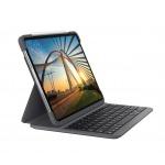 Logitech SLIM FOLIO PRO (pro iPad Pro 12,9 palce (3. a 4. gen.)), 920-009710