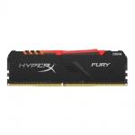8GB DDR4-3200MHz CL16 HyperX Fury RGB, HX432C16FB3A/8