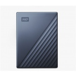 "Western Digital Ext. HDD 2,5"" WD My Passport Ultra 5TB modro-černá, WDBFTM0050BBL-WESN"