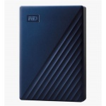 "Western Digital Ext. HDD 2.5"" WD My Passport for MAC 4TB USB 3.0, WDBA2F0040BBL-WESN"