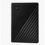 "Western Digital Ext. HDD 2,5"" WD My Passport 2TB USB 3.0. černý, WDBYVG0020BBK-WESN"