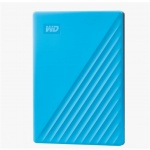 "Western Digital Ext. HDD 2,5"" WD My Passport 2TB USB 3.0. modrý, WDBYVG0020BBL-WESN"