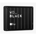 "Western Digital Ext. HDD 2,5"" WD_BLACK 5TB P10 Game Drive, WDBA3A0050BBK-WESN"