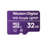 Western Digital WD Purple microSDHC 32GB Class 10 U1, WDD032G1P0C