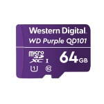 Western Digital WD Purple microSDXC 64GB Class 10 U1, WDD064G1P0C