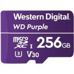 Western Digital WD Purple microSDXC 256GB 100MB/s U3, WDD256G1P0A