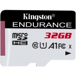 32GB microSDHC Kingston Endurance CL10 A1 95R/45W bez adapteru, SDCE/32GB