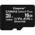 KINGSTON microSDHC class 10 16GB SDCS2/16GB