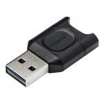 Čtečka Kingston  MobileLite Plus USB 3.1 microSDHC/SDXC UHS-II, MLPM