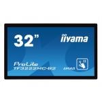 "32"" iiyama TF3222MC-B2: AMVA3, FullHD, capacitive, 12P, 425cd/m2, VGA, DVI, černý, TF3222MC-B2"