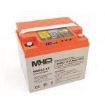 Carspa MHPower MSD33-12 Smart akumulátor VRLA-GEL 12V/33A, MSD33-12