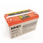 Carspa MHPower MSD100-12 Smart akumulátor VRLA-GEL 12V/10, MSD100-12
