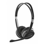 náhlavní sada TRUST Mauro USB Headset, 17591
