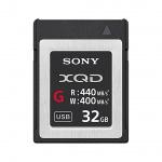 Sony XQD paměťová karta QDG32E, QDG32E