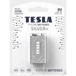 TESLA - baterie 9V SILVER+, 1 ks, 6LR61, 1099137211