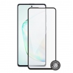 Screenshield SAMSUNG N770 Galaxy Note 10 Lite Tempered Glass protection (full COVER black), SAM-TG25DBN770-D