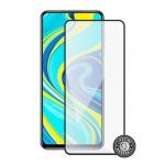 Screenshield XIAOMI Redmi Note 9 Pro Max Tempered Glass protection (full COVER black), XIA-TG25DBREDNO9PRM-