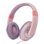 TRUST Sonin Kids Headphones - pink, 23609