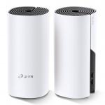 TP-Link AC1200 Whole-Home Mesh Wi-Fi System Deco M4(2-Pack), 2xGigabit port, Deco M4(2-Pack)