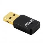 ASUS USB-N13 V2, WiFi USB klient 300Mb/s, 90IG05D0-MO0R00