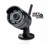 iGET HGNVK929CAM - bezdrátová WiFi FullHD 1080p kamera pro set HGNVK88304, WiFi + LAN RJ45, HGNVK929CAM