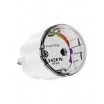 iGET SECURITY DP16 - WiFi chytrá zásuvka 230V, samostatná a také pro iGET M4, měření spotřeby, 3450W, DP16