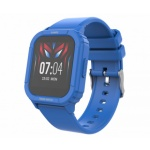 """iGET KID F10 Blue - chytré dětské hodinky, IP68, 1,4"""" displ., 8 her, teplota, srdeční tep, F10 Blue"""