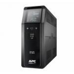 APC Back UPS Pro BR 1600VA, Sinewave,8 Outlets, AVR, LCD interface, BR1600SI