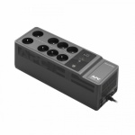 APC Back-UPS 850VA, 230V, USB Type-C and A charging ports, BE850G2-CP, BE850G2-CP
